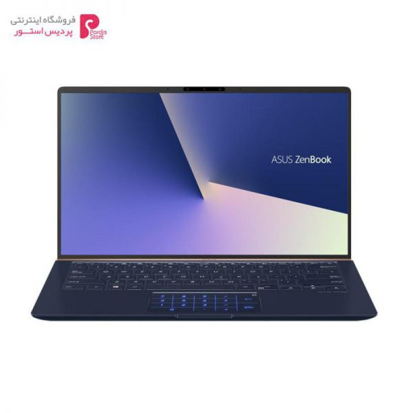 لپ تاپ 14 اینچی ایسوس مدل ZenBook UX433FA - EP - 0