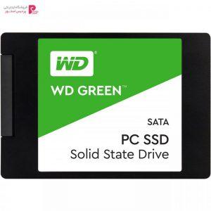 حافظه SSD وسترن دیجیتال مدل GREEN WDS480G2G0A ظرفیت 480 گیگابایت - 0
