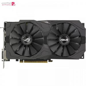 کارت گرافیکی ایسوس مدل ROG-STRIX-RX570-O4G-GAMING ASUS ROG-STRIX-RX570-O4G-GAMING Graphics Card - 0
