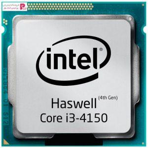 پردازنده مرکزی اینتل سری Haswell مدل Core i3-4150 Intel Haswell Core i3-4150 CPU - 0