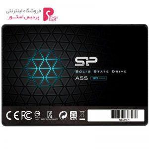 اس اس دی اینترنال سیلیکون پاور مدل Ace A55 ظرفیت 512گیگابایت Silicon Power Ace A55 Internal SSD 512GB - 0