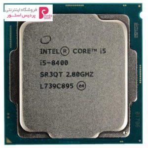 پردازنده مرکزی اینتل سری Coffee Lake مدل Core i5-8400 Tray Intel Coffee Lake Core i5-8400 Tray CPU - 0