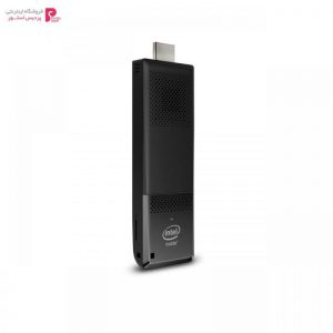 کامپیوتر کوچک اینتل مدل Compute Stick STK1AW32SC Intel Compute Stick STK1AW32SC Mini PC - 0