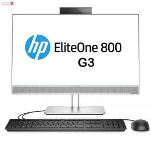 کامپیوتر همه کاره 24 اینچی اچ پی مدل EliteOne 800 G3 - B HP EliteOne 800 G3 - B 24 inch All-in-One PC - 0