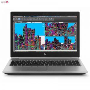 لپ تاپ 15 اینچی اچ پی مدل ZBook 15 G5 Mobile Workstation - F HP ZBook 15 G5 Mobile Workstation - F - 15 Inch Laptop - 0