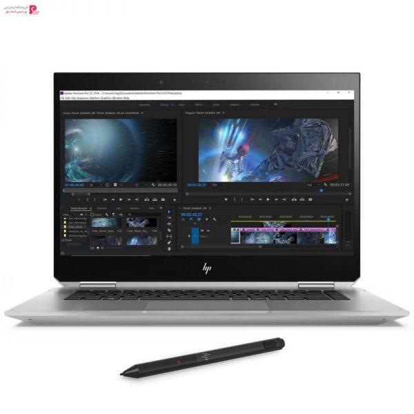 لپ تاپ 15 اینچی اچ پی مدل ZBook Studio x360 G5 - D HP ZBook Studio x360 G5 - D - 15 inch Laptop - 0