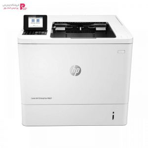 پرینتر لیزری اچ پی مدل LaserJet Enterprise M607n HP LaserJet Enterprise M607n Laser Printer - 0