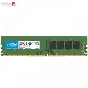 رم دسکتاپ DDR4 تک کاناله 2666 مگاهرتز کروشیال مدل CL17 ظرفیت 16 گیگابایت - 0