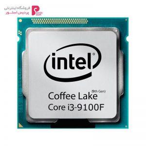 پردازنده مرکزی اینتل سری Coffee Lake مدل Core i3-9100F Intel Coffee Lake Core i3-9100F CPU - 0