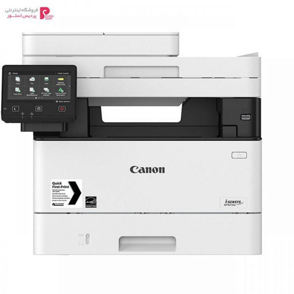 پرینتر چندکاره لیزری کانن مدل i-SENSYS MF421dw Canon i-SENSYS MF421dw Multifunction Laser Printer - 0