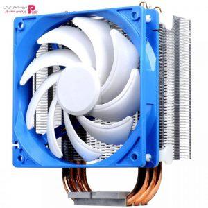 خنک کننده پردازنده سیلوراستون مدل Argon SST-AR01-V2 Silverstone Argon SST-AR01-V2 CPU Cooler - 0