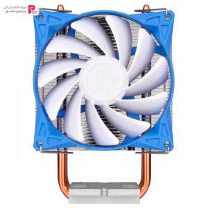 خنک کننده پردازنده سیلوراستون مدل Argon SST-AR08-V2 Silverstone Argon SST-AR08-V2 CPU Cooler - 0