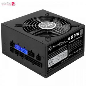 منبع تغذیه کامپیوتر سیلوراستون مدل Strider Platinum SST-ST65F-PT Silverstone Strider Platinum SST-ST65F-PT Computer Power Supply - 0