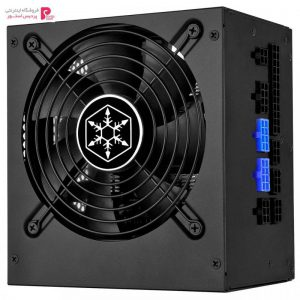 منبع تغذیه کامپیوتر سیلوراستون مدل Strider Platinum SST-ST75F-PT Silverstone Strider Platinum SST-ST75F-PT Computer Power Supply - 0