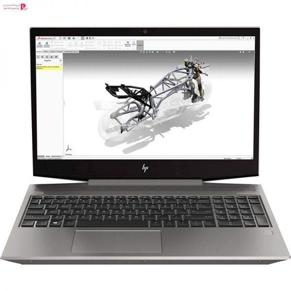 لپ تاپ 15 اینچی اچ پی مدل ZBook 15v G5 Mobile Workstation - A HP ZBook 15v G5 Mobile Workstation - A - 15 Inch Laptop - 0