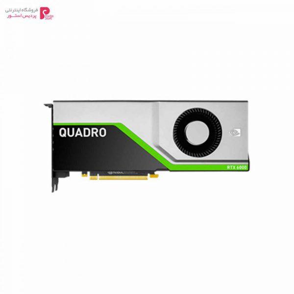 کارت گرافیک پی ان وای مدلNVIDIA Quadro RTX 6000 PNY NVIDIA Quadro RTX 6000 Graphics Card - 0