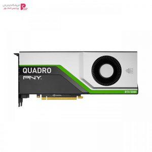 کارت گرافیک پی ان وای مدل NVIDIA Quadro RTX 5000 - 0