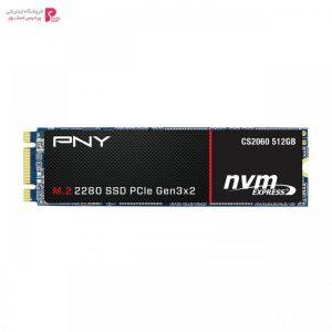 اس اس دی اینترنال پی ان وای مدل CS2060 NVMe Gen3x2 ظرفیت 512 گیگابایت - 0