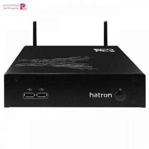 کامپیوتر کوچک هترون مدل ei350ua-8d3ss12 hatron ei350ua-8d3ss12 mini pc - 0