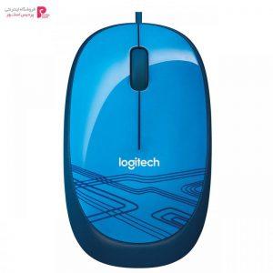 ماوس لاجیتک M105 Logitech M105 Corded Optical Mouse - 0