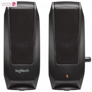 اسپیکر رومیزی لاجیتک مدل S120 Logitech S120 Desktop Speaker - 0