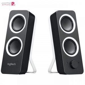اسپیکر رومیزی لاجیتک مدل Z200 Logitech Z200 Desktop Speaker - 0