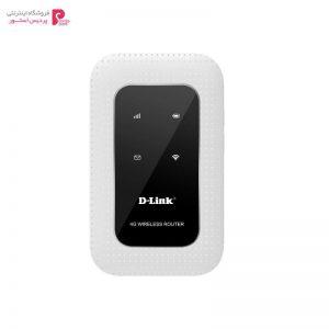 مودم 4G قابل حمل دی-لینک مدل DWR-932M D-Link DWR-932M Portable 4G Modem - 0