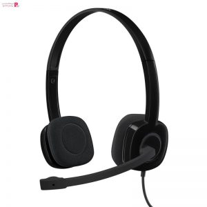 هدفون لاجیتک مدل H151 Logitech H151 Headphone - 0