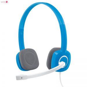 هدفون لاجیتک مدل H150 Logitech H150 Headset - 0