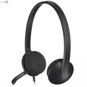 هدفون لاجیتک مدل H340 Logitech H340 Headphone - 0