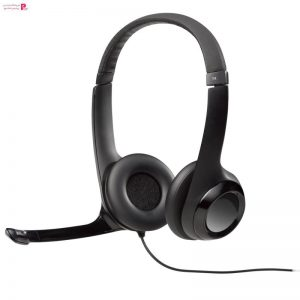 هدفون لاجیتک مدل H390 Logitech H390 Headphone - 0