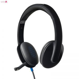 هدفون لاجیتک مدل H540 Logitech H540 Headphone - 0