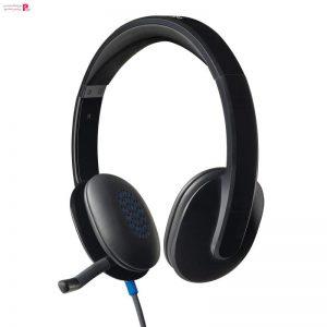 هدفون لاجیتک مدل H540 Logitech H540 Headphone - 0