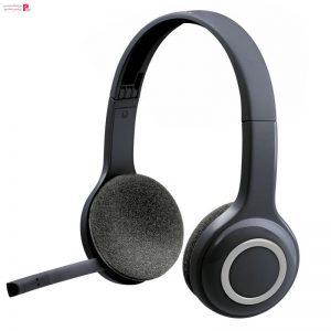 هدفون بیسیم لاجیتک مدل H600 Logitech H600 Wireless Headphone - 0