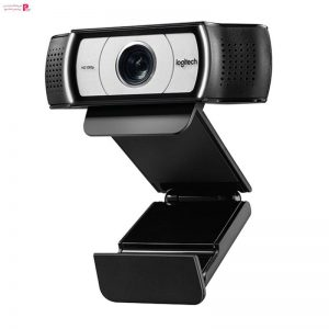 وب کم HD لاجیتک مدل C930e Logitech C930e HD Webcam - 0
