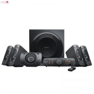 اسپیکر سورراند لاجیتک مدل Z906 Logitech Z906 Surround Sound Speaker System - 0