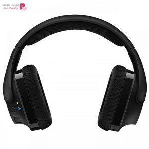 هدفون بی سیم مخصوص بازی لاجیتک مدل G533 Logitech G533 Gaming Wireless Headphones - 0