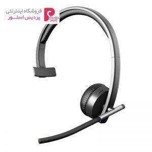 هدفون بی سیم لاجیتک مدل Mono H820e Logitech H820e Wireless Mono Headset - 0