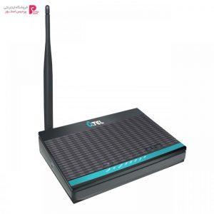 مودم روتر ADSL2 Plus بی سیم یوتل مدل A154 U.TEL A154 Wireless ADSL2 Plus Modem Router - 0