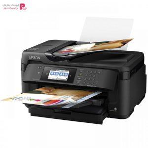 پرینتر چندکاره جوهرافشان اپسون مدل WF-7710 Epson WF-7710 Multifunction Inkjet Printer - 0
