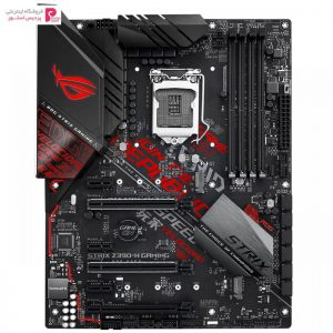 مادربرد ایسوس مدل ROG Strix Z390-H Gaming ASUS ROG Strix Z390-H Gaming Motherboard - 0