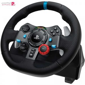 فرمان بازی لاجیتک مدل G29 Driving Force Logitech G29 Driving Force Steering Wheel - 0