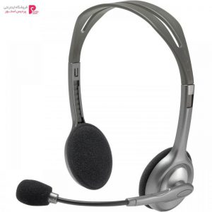 هدفون لاجیتک مدل H110 Logitech H110 Headphones - 0