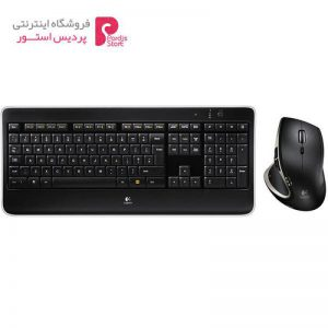 کیبورد و ماوس لاجیتک مدل MX800 Logitech MX800 Performance Keyboard And Mouse - 0