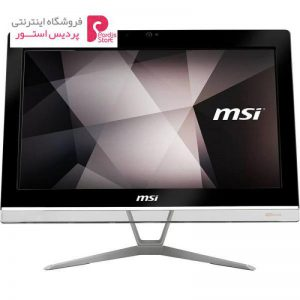 کامپیوتر همه کاره 19.5 اینچی ام اس آی مدل Pro 20 EXT 7M- H MSI Pro 20 EXT 7M-H - 19.5 inch All-in-One PC - 0