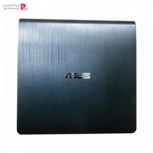 درایو DVD اکسترنال ایسوس مدل SDRW08D-U ASUS SDRW08D-U External DVD Drive - 0