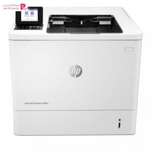 پرینتر لیزری اچ پی مدل LaserJet Enterprise M607dn HP LaserJet Enterprise M607dn Laser Printer - 0
