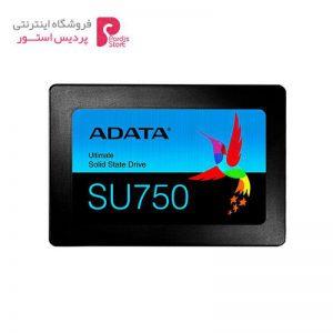 اس اس دی اینترنال ای دیتا مدل su750 ظرفیت 256 گیگابایت - 0