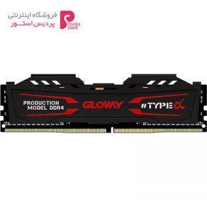 رم دسکتاپ DDR4 تک کاناله 2666 مگاهرتز CL19اگلووی مدل TAPE A ظرفیت 8گیگابایت - 0
