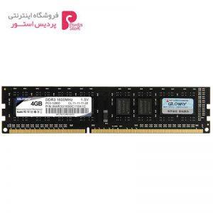رم دسکتاپ DDR3 تک کاناله 1600 مگاهرتز CL11اگلووی مدل STK ظرفیت 4گیگابایت - 0